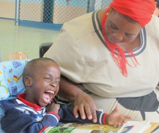 Fighting cerebral palsy in Africa