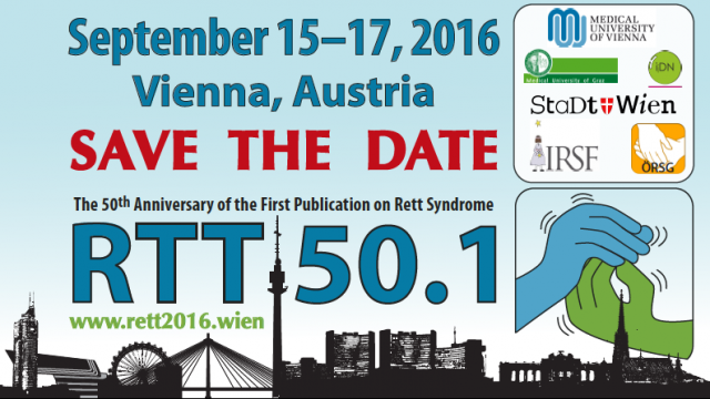RTT50.1 50th anniversary of the first publication on Rett Syndrome