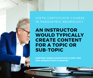 professor course creation